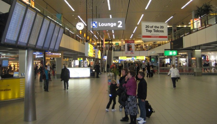 Schiphol - Terminal Centraal
