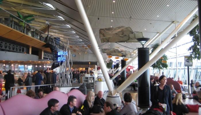 Schiphol - Terminal West