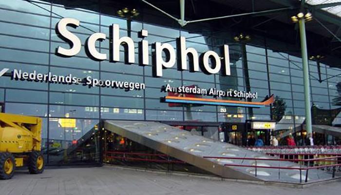 Schiphol voorkant